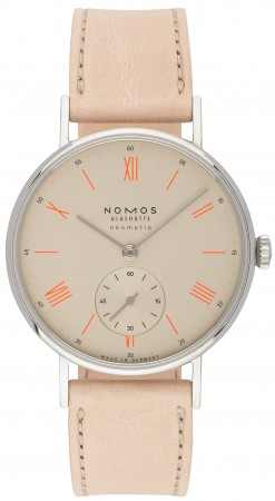 AAA Replica NOMOS Glashutte Ludwig Neomatik Champagner Watch 283