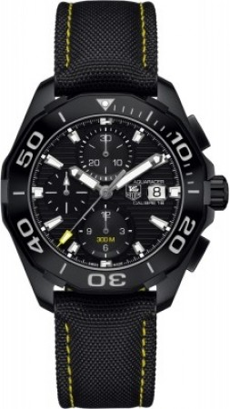 AAA Replica Tag Heuer Aquaracer Automatic Chronograph Mens Watch cay218a.fc6361