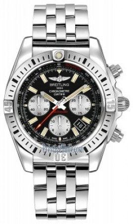AAA Replica Breitling Chronomat 41 Airborne Mens Watch ab01442j/bd26-ss