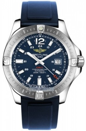 AAA Replica Breitling Colt Automatic 44mm Mens Watch a1738811/c906-3pro2t