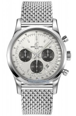 AAA Replica Breitling TransOcean Chronograph Mens Watch ab015212/g724-ss