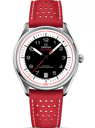 AAA Replica Omega Specialities Olympic Official Timekeeper Watch 522.32.40.20.01.004
