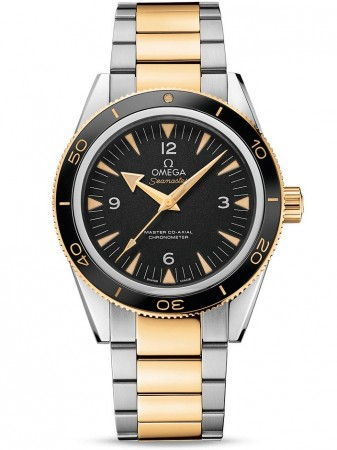 AAA Replica Omega Seamaster 300 Master Co-Axial 41mm Mens Watch 233.20.41.21.01.002