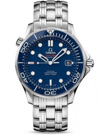 AAA Replica Omega Seamaster Diver 300m Co-Axial Automatic 41mm Mens Watch 212.30.41.20.03.001