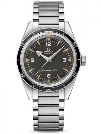 AAA Replica Omega Seamaster 300 Co-Axial Master Chronometer 60th Anniversary Watch 234.10.39.20.01.001
