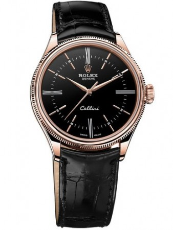 AAA Replica Rolex Cellini Time 39mm Mens Watch 50505-0009