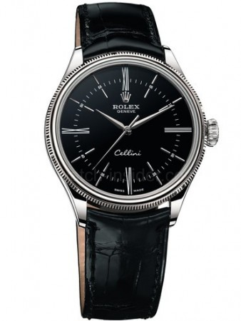 AAA Replica Rolex Cellini Time 39mm Mens Watch 50509-0006