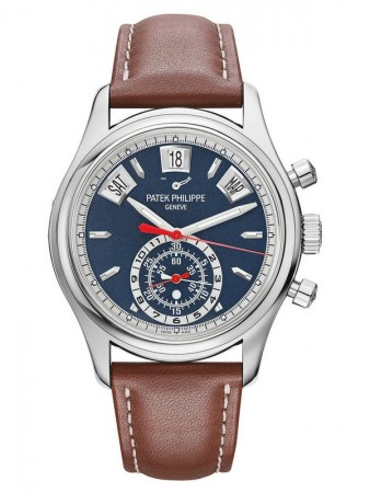 AAA Replica Patek Philippe Complications White Gold Mens Watch 5960/01G-001