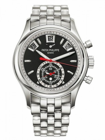 AAA Replica Patek Philippe Complications Stainless Steel Mens Watch 5960/1A-010