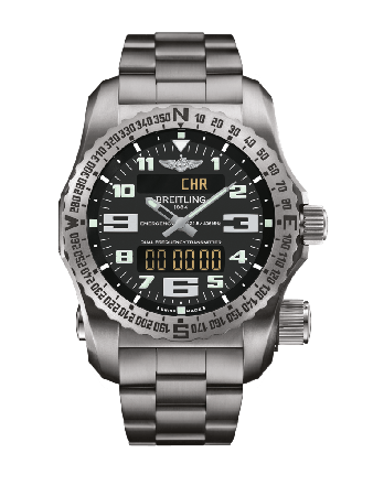 AAA Replica Breitling Professional Emergency Watch E7632522/BC02/159E