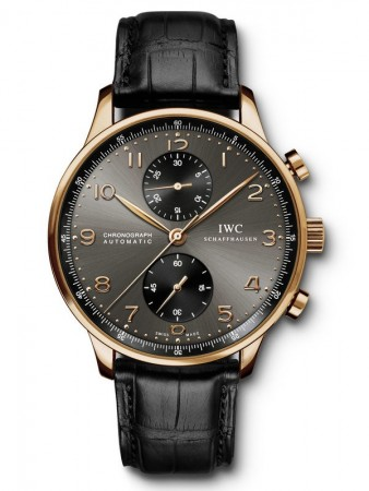 AAA Replica IWC Portugieser Automatic Chronograph Mens Watch IW371482