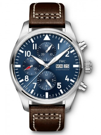 AAA Replica IWC Pilot's Chronograph Le Petit Prince Mens Watch IW377714