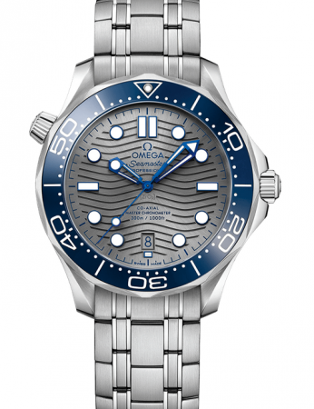 AAA Replica Omega Seamaster Diver 300m Co-Axial Master Chronometer 42mm Mens Watch 210.30.42.20.06.001