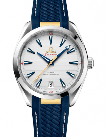 AAA Replica Omega Seamaster Aqua Terra 150M Omega Co-Axial Master Chronometer 41mm Ryder Cup Watch 220.12.41.21.02.004