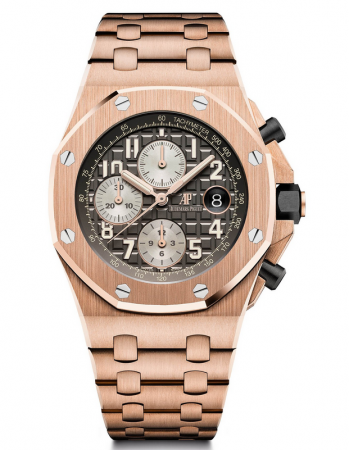 AAA Replica Audemars Piguet Royal Oak Offshore Chronograph Watch 26470OR.OO.1000OR.02
