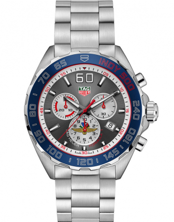 AAA Replica TAG Heuer Formula 1 Chronograph INDY500 Limited Edition Watch CAZ101L.BA0842
