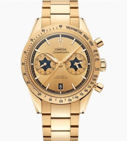 """AAA Replica Omega Speedmaster '57 """"Rory McIlroy"""" Special Edition Watch 331.50.42.51.08.001"""