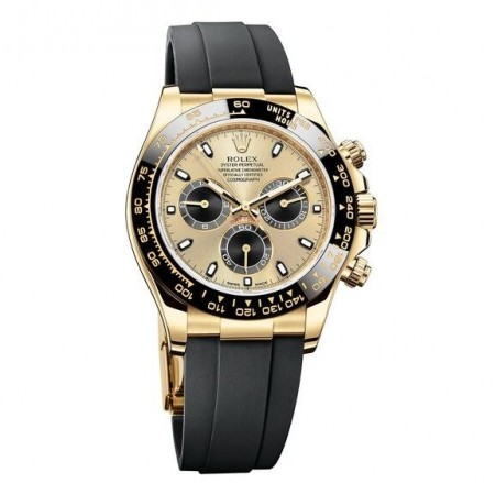 AAA Replica Rolex Oyster Perpetual Cosmograph Daytona Chronographs Watch 116518LN