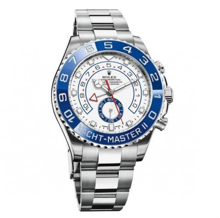 AAA Replica Rolex Oyster Perpetual Yacht-Master II Sailor Chronograph Watch 116680