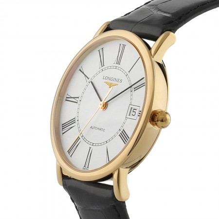 Longines Elegance Collection 34.5mm Mens Watch L47788110