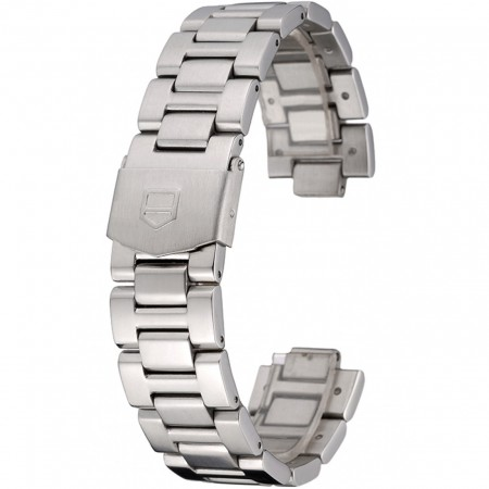 Tag Heuer Brushed and polished stainless steel link bracelet 622611