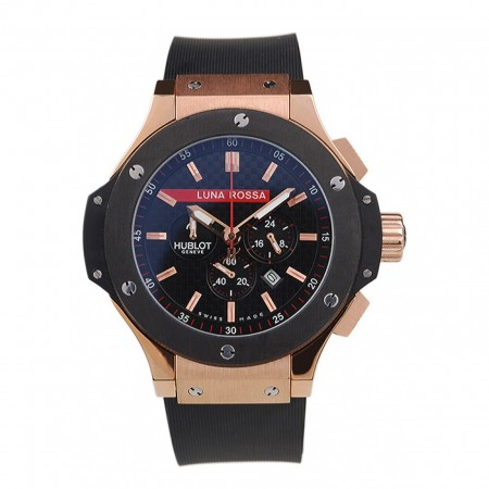 Hublot Limited Edition Luna Rosa Gold Dial Watch