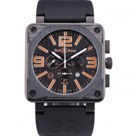 Bell and Ross BR01-92 Carbon 98217
