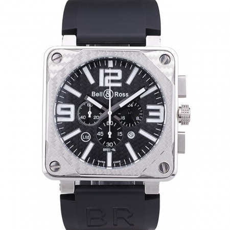 Bell and Ross BR01-92 Carbon 98212