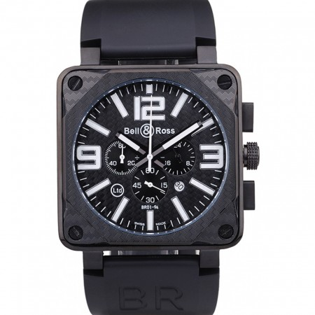Bell and Ross BR01-92 Carbon 98218