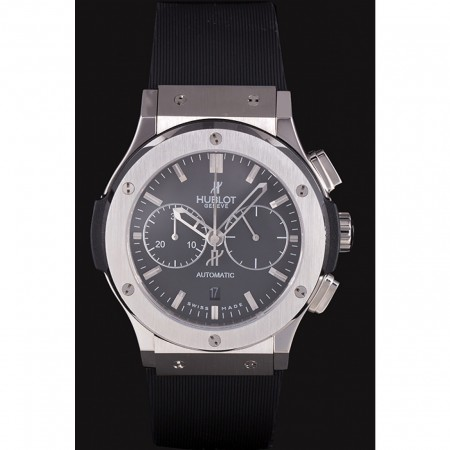 Swiss Hublot Classic Fusion Black Dial Stainless Steel shb04 621397