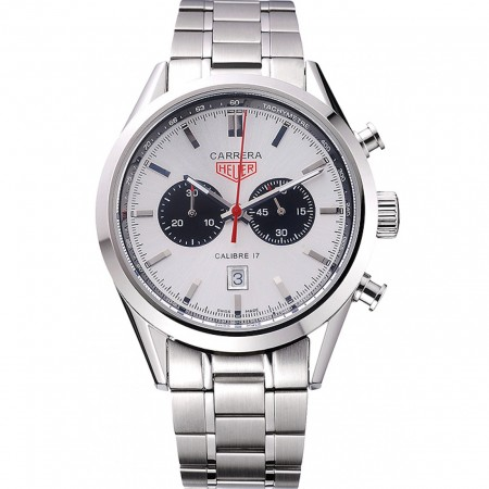 Tag Heuer Carrera Calibre 17 Stainless Steel 622075