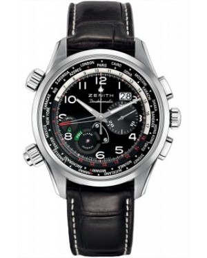 AAA Replica Zenith Pilot Doublematic Mens Watch 03.2400.4046/21.c721