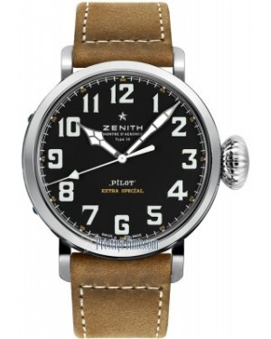 AAA Replica Zenith Pilot Type 20 Extra Special Mens Watch 03.2430.3000/21.c738