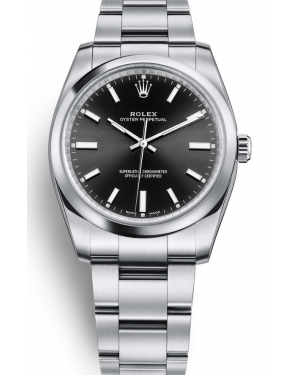 AAA Replica Rolex Oyster Perpetual 34mm Ladies Watch 114200-0023
