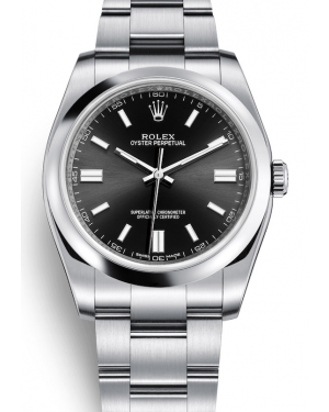 AAA Replica Rolex Oyster Perpetual 36mm Mens Watch 116000-0013