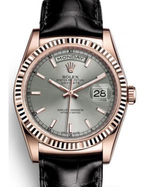 AAA Replica Rolex Day-Date 36mm Automatic Mens Watch 118135-0006