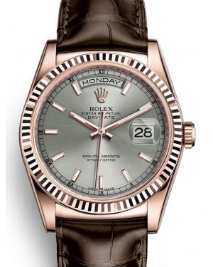 AAA Replica Rolex Day-Date 36mm Automatic Mens Watch 118135-0018