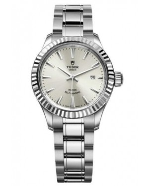 AAA Replica Tudor Style Stainless Steel Womens Watch 12110-0001
