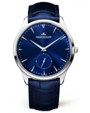 AAA Replica Jaeger-LeCoultre Master Ultra Thin Small Second Stainless Steel Watch 1358480