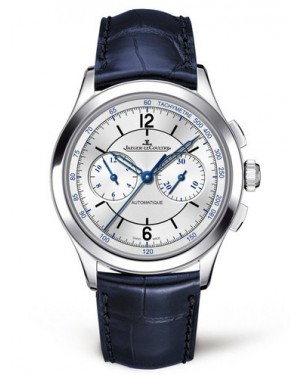 AAA Replica Jaeger-LeCoultre Master Chronograph Stainless Steel Watch 1538530