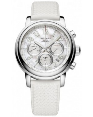 AAA Replica Chopard Mille Miglia Automatic Chronograph Ladies Watch 168511-3018