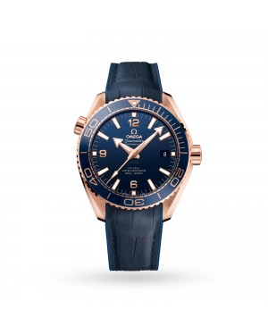 Swiss Omega Seamaster Planet Ocean 600m Co-Axial 43.5mm Mens Watch O21563442103001