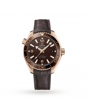 Swiss Omega Seamaster Planet Ocean 600m Co-Axial 39.5mm Mens Watch O21563402013001
