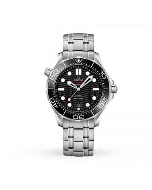 Swiss Omega Seamaster Diver 300m Co-Axial 42mm Mens Watch O21030422001001