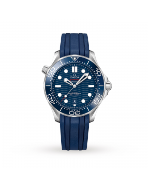 Swiss Omega Seamaster Diver 300m Co-Axial 42mm Mens Watch O21032422003001