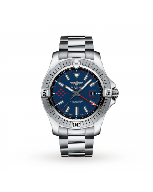 Swiss Breitling Exclusive Avenger Royal Air Force Red Arrows Limited Edition A323951A1C1A1