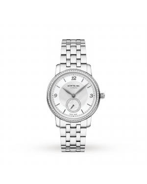 Swiss Montblanc Star Legacy Small Second Ladies Watch