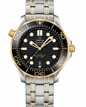AAA Replica Omega Seamaster Diver 300m Co-Axial Master Chronometer 42mm Mens Watch 210.20.42.20.01.002
