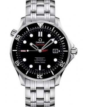 AAA Replica Omega Seamaster Diver 300m Co-Axial Automatic James Bond Watch 212.30.41.20.01.001