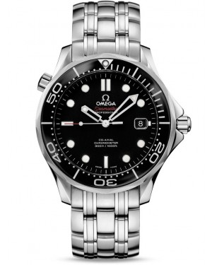 AAA Replica Omega Seamaster Diver 300m Co-Axial Automatic 41mm Mens Watch 212.30.41.20.01.003